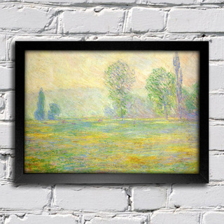 Monet - Meadows in Giverny - comprar online