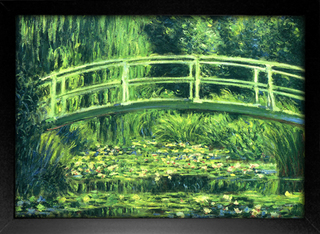 Imagem do Monet - Nympheas
