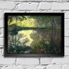 Monet - Pond at Montgeron - comprar online