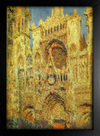 Imagem do Monet - Rouen Cathedral at Sunset