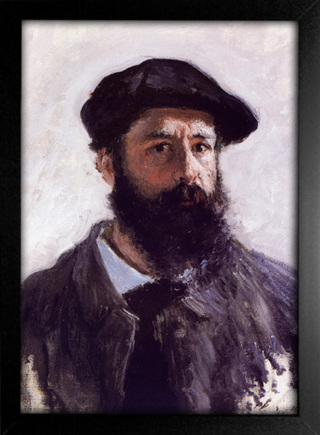 Imagem do Monet - Self Portrait