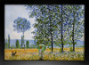 Imagem do Monet - Sunlight Effect Poplars Sun