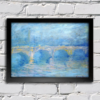 Monet - Waterloo Bridge II