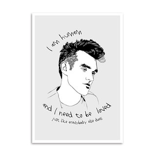 Poster The Smiths - How Soon is Now? - loja online