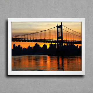 Ponte no Pôr-do-Sol - comprar online