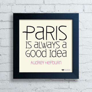 Quadro Paris is Always a Good Idea