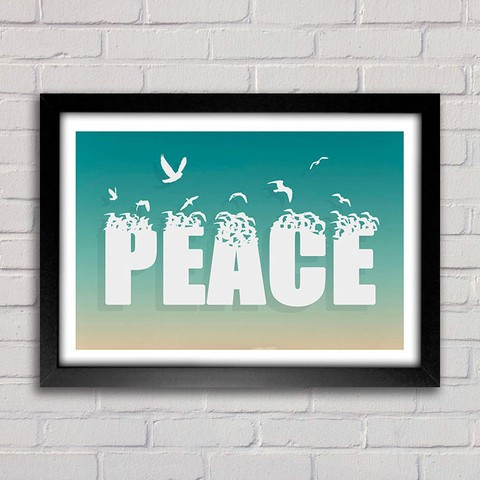 Poster Peace II