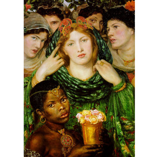 Rossetti - The Beloved