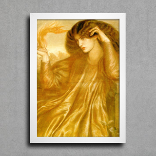 Rossetti - The Women of the Flame - comprar online