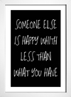 Poster Someone Else is Happy - comprar online