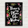 Poster There is no place like home na internet
