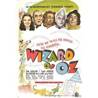 Vintage Wizard Of Oz Poster 67