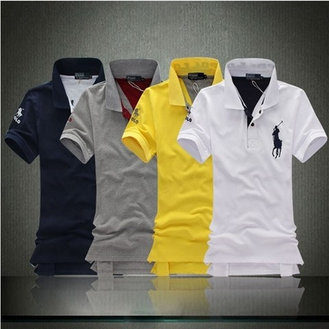 Camisa Polo Ralph Lauren Slim Fit