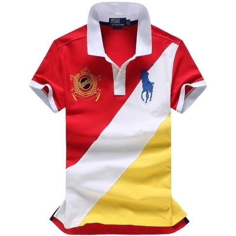 Camisa Polo Ralph Lauren MD08 - Branca na internet