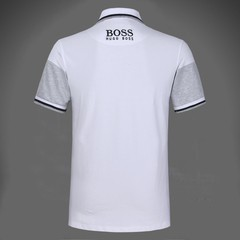 Camisa Polo Hugo Boss MD05 - Vermelha