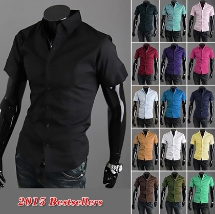 Camisa Casual Slim Fit MD03