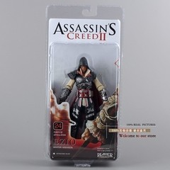 Boneco Assassins Creed Ezio Action Figure 18 cm Altura - MD01