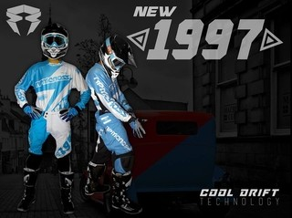 2016 CONJUNTO MOTOCROSS RPM GEAR ALTA GAMA DRY FIT COOL TECNOLOGY