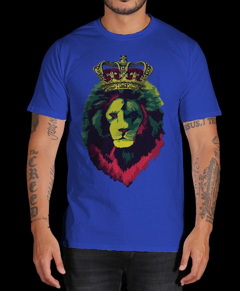 CAMISA REGGAE NATION 002
