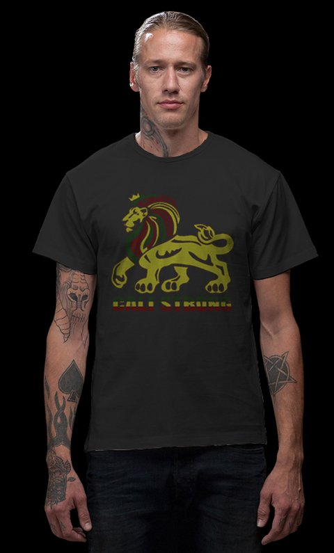 CAMISA REGGAE NATION 003