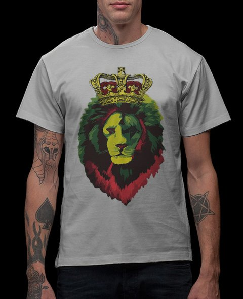 CAMISA REGGAE NATION 004