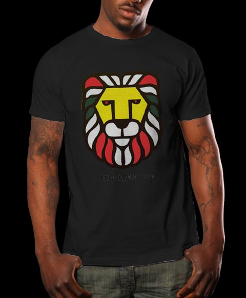 CAMISETA REGGAE NATION 015