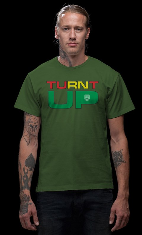 CAMISETA REGGAE NATION 018