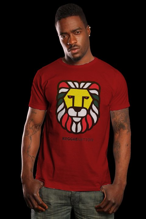 CAMISETA REGGAE NATION 016