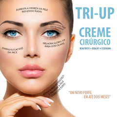 Tri-Up Creme Cirúrgico - Beautifeye + Idealift + Essenskin