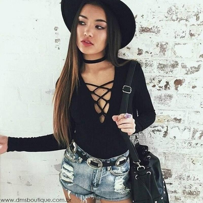 image Morena top de legging no mercado brunette legging 150 Part 9