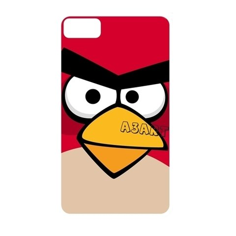 Capa Iphone 4 4S - 5 5S - Angry Birds