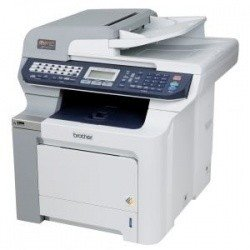 Multifuncional Brother FC-9840CDW - Laser Color 4X1