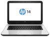 NOTEBOOK HP 14-R230 LA CELERON 4GB/500GB/ DVD RW WHITE