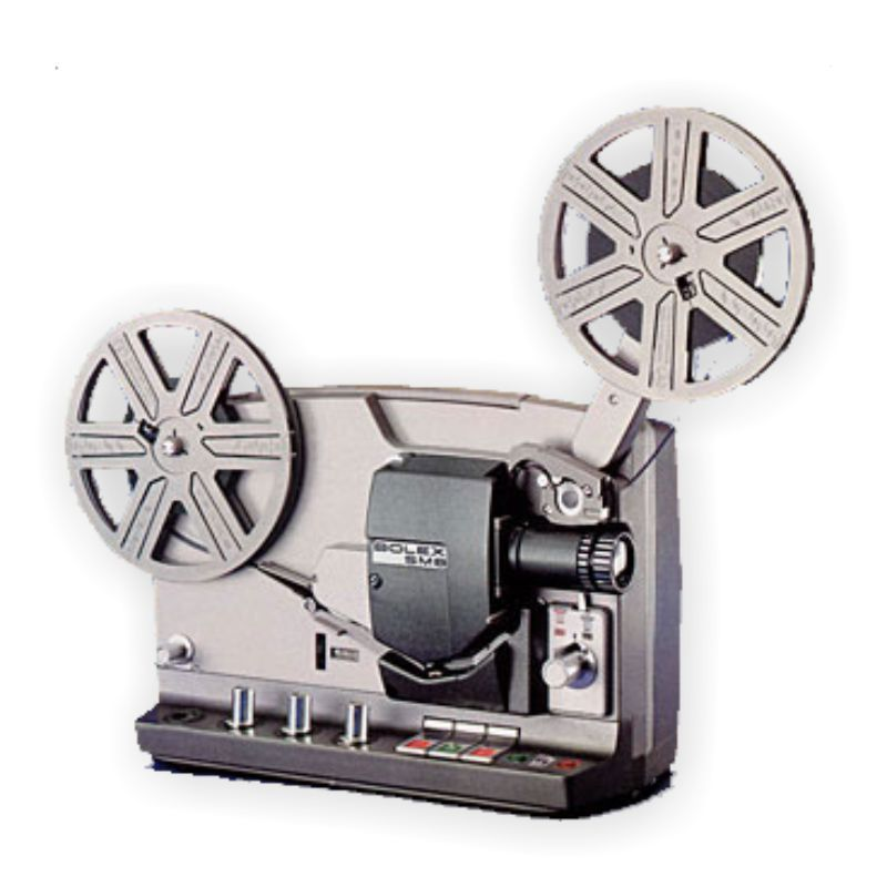 CONVERSION SUPER 8 A DVD