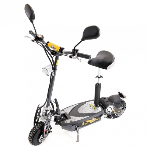 SCOOTER ELÉTRICA 1300W - Two Dogs
