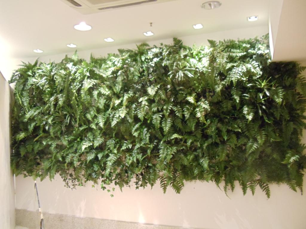 jardim vertical na sala:Jardim Vertical – Cavadas Plantas Artificiais