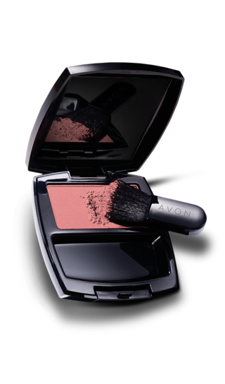 Blush compacto [Ideal Luminous - Avon]