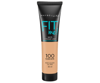 Base Líquida Fit Me! Matte+Fresh [Maybelline]