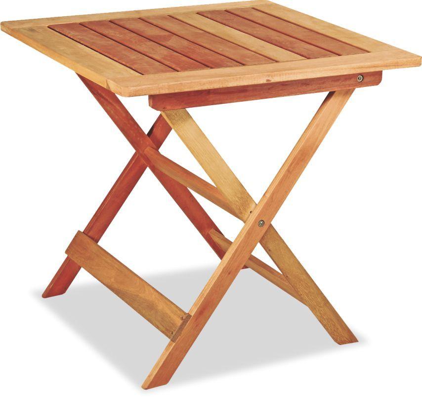 Mesas de madera plegables para exterior dise os for Mesas de terraza plegables
