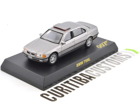 Kyosho 1:72 James Bond 007 - BMW 750iL