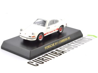 Kyosho 1:64 Porsche 911 Carrera RS - White/Red