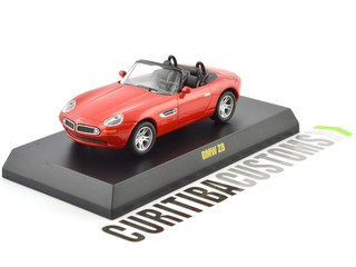Kyosho 1:64 BMW Z8 - Red