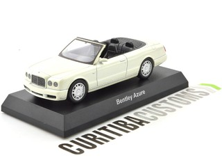Kyosho 1:64 Bentley Azure - Branco