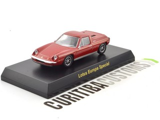 Kyosho 1:64 British Lotus Europa - Red on internet