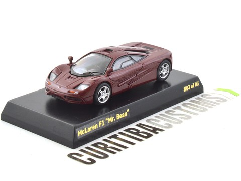 Limited Edition 1:64 McLaren F1