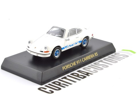 Kyosho 1:64 Porsche 911 Carrera RS - White/Blue