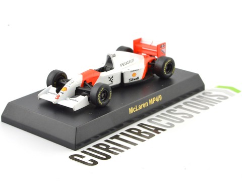 Kyosho 1:64 McLaren F1 MP4/9 #8 M. Brundle (1994) na internet