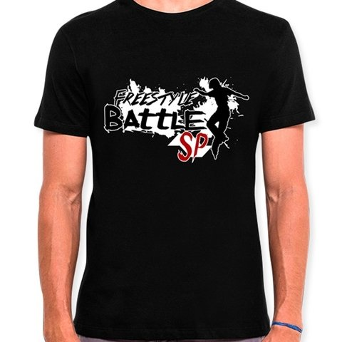 Camiseta Freestyle Battle SP