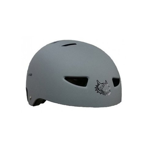 capacete Red Nose cinza