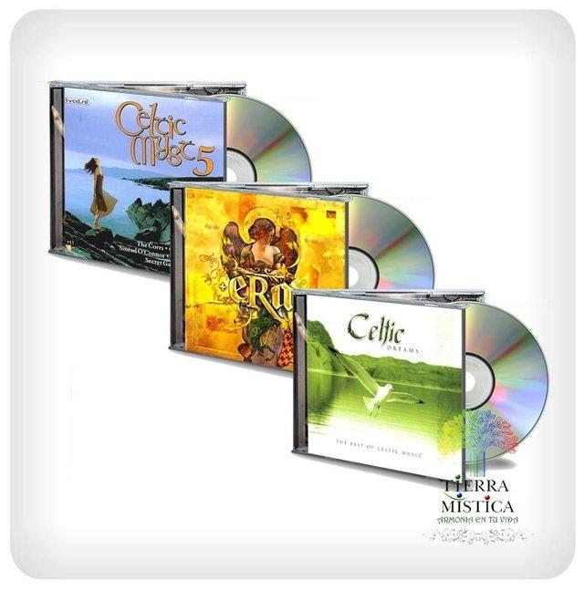comprar musica de relajacion en tierra mistica online